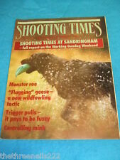 SHOOTING TIMES - CONTROLLING MINK - MAY 5 1988
