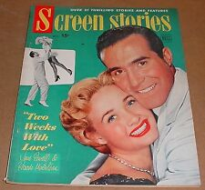 12/1950 Screen Stories Magazine    Jane Powell   Ricardo Montalban