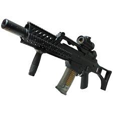 BGS M41K1 Softair Gewehr inkl. Leuchtvisier mit Zubehör 6 mm <0,5 Joule schwarz