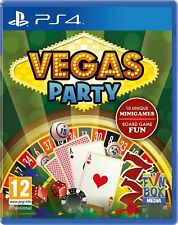 Vegas Party PS4 PlayStation 4 Game