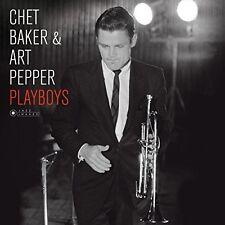 Chet Baker / Art Pep - Playboys (Photo Covery By Jean-Pierre Leloir) [New Vinyl