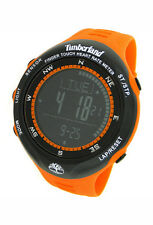 NEW TIMBERLAND HEART RATE MONITOR DIGITAL  RESIN MENS WATCH TBL.13386JPOB/02