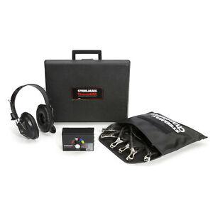 Steelman ChassisEAR Stethoscope Automotive Listening Device Kit Noise Find 06600