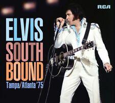 ELVIS PRESLEY - NEW FTD - 'Elvis: South Bound Tampa / Atlanta '75'. 2CD