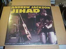 LP:  ANDREW JACKSON JIHAD - Live At The Crescent Ballroom 2xLP NEW UNPLAYED