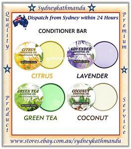 Natural Handmade Conditioner Bar For Healthy Hair Herbal 6 Fragrance  shower 60g