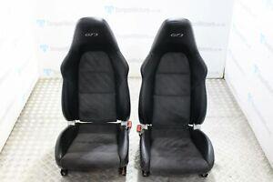 Porsche 911 GT3 991 Front genuine leather alcantara seats