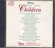 For our Children - ZIGGY MARLEY BOB DYLAN ELTON JOHN CD 1991 NEAR MINT CONDITION