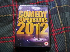Comedy Superstars 2012 - DVD