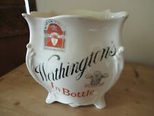 More details for antique worthington india pale ale brewery royal doulton pottery jardiniere