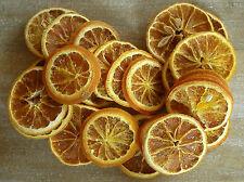 getrocknete Deko - Orangenscheiben, 100 gr. ca. 30 Stück, Ø ca. 5 - 6 cm