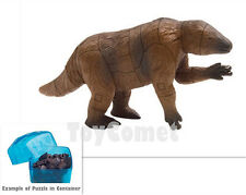 Megatherium Giant Sloth Ice Age Animal 4D 3D Puzzle Realistic Model Kit Toy