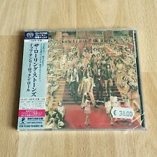 The Rolling Stones-It 's only rock' n' roll GIAPPONE SHM SACD