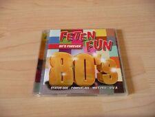 Doppel CD 80`s Forever: Wang Chung Koreana Rockwell Nik Kershaw Animotion Visage