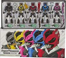 Power Rangers Lightning Collection 6 Inch Figure - Space Psycho Rangers 5-Pack