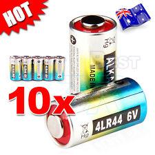 10x 4LR44 6V Battery PX28A 476A L1325 A544 V34PX Citronella Bark Dog Collar