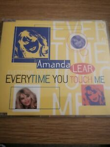 Amanda Lear - Everytime You Touch Me CD Single