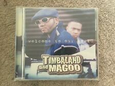 TIMBALAND AND MAGOO- WELCOME TO TOUR WORLD- CD- COMPLETE 1997
