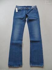 Faded Diesel L34 Damen-Jeans mit geradem Bein