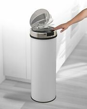 Morphy Richards 50L Round Sensor Bin Round Design With A Choice Of Colour