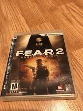 F.E.A.R. 2: Project Origin (Sony PlayStation 3, 2009) Ps3 VC7