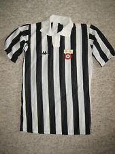 Juventus vintage italy 80's football shirt soccer jersey maglia maillot size S