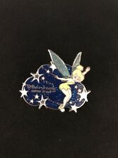Disney Pin Tinker Bell Where Dreams Come True Version 2