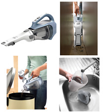 16V Lithium Dustbuster Hand Vacuum, Lightweight and Portable, Washable Bowl