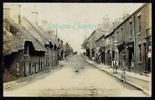 1906 High Street Measham Leicestershire Postcard D25