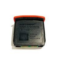 Genuine OEM Nintendo 64 N64 Red Expansion Pak Pack Ram Memory Tested Works
