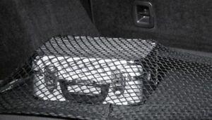 New Genuine Mercedes S Class Trunk Floor Cargo Black Net OEM V222 C217 Luggage