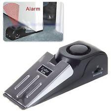 Alarma Detención Puerta Cuña 125dB Sistema Detección Intrusos Seguridad Hogar