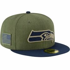New Era 59Fifty Cap - Salute to Service Seattle Seahawks
