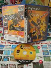 Playstation 2 PS2:Musashi - Samurai Legend [TOP RPG SQUARE ENIX] SANS NOTICE