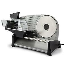 EuroChef MS19S Electric Meat Slicer 150W - Silver