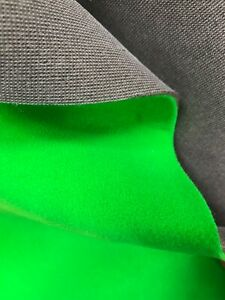 SECONDS Green Screen Fabric Foam Backed Photography Background Backdrop StudioS