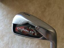 "Callaway Diablo Forged 6 Iron Project X 5.5 Stiff Steel (+1"" Over) Good Shape***"