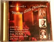 Have Yourself a Merry Christmas (Audio CD) Jennifer Paige Vikki Carr others
