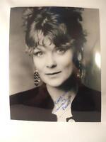 LARGE GENUINE SAMANTHA BOND (BOND ACTRESS) HAND SIGNED PHOTO-UACC
