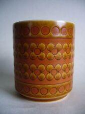 Brown Ceramic Vintage Original Hornsea Pottery