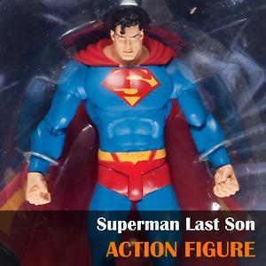 "DC Direct Superman Last Son Series 1 Superman 7.5"" Figure"
