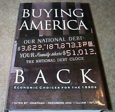 USED (LN) Buying America Back