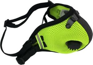 RZ Mask M2.5 Mesh Face Mask Safety Green Small 20733 265-0073 650920