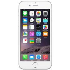 Apple iPhone 6 - 64GB - Silver (Factory Unlocked, AT&T / T-Mobile / Metro PCS)
