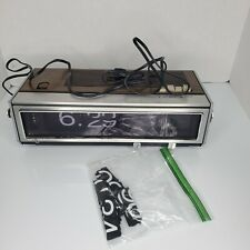 New listing Allied World Service Flip Clock Model 8044 Sold As-Is For Parts Repair