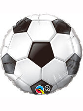 "Football Soccer  Birthday Party Decoration 36"" Giant Non Message Foil Balloon"