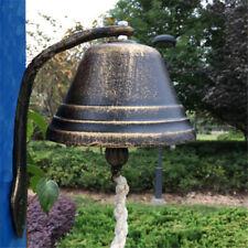 Antique Bell Door Bel Vintage Retro Design Cast Iron Door Bell Home Garden Decor