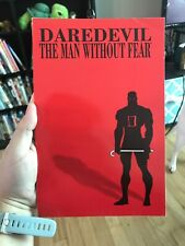 Marvel Comics Daredevil The Man Without Fear Trade Paperback, 1994 First Print