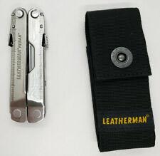New Leatherman Rebar Multi-Tool, Stainless w/ Nylon Sheath