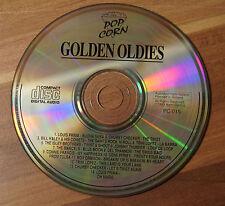 CD Popcorn Golden Oldies 1993